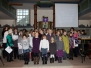 2011 Gottesdienst der Maedchenjungschar Liebenscheid am ersten Advent