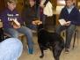 2012-03 Jugendstunde Andacht mit Hund und Falafel