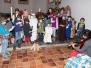 2014 - Kindertreff neukirch übt das Weihnachtsspiel