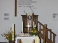 Altarraum Rabenscheid - Ostern 2012