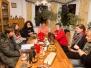 2014 - Lebendiger Adventskalender bei Familie Kaiser in Liebenscheid