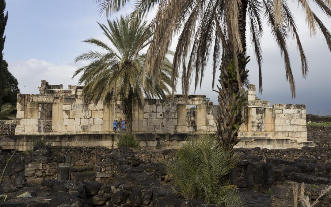 Studienreise nach Israel und Jordanien