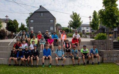 Gemeindefahrradtour am 10. Juli 2021